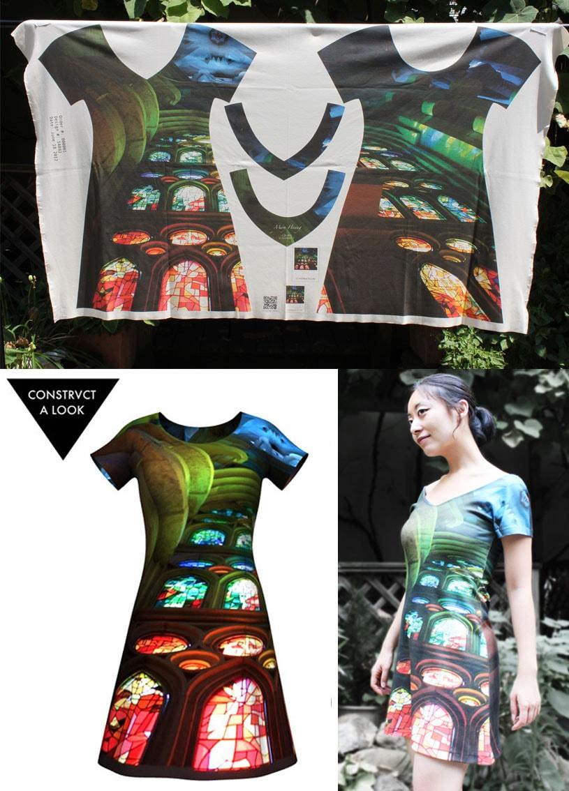 Continuum: o futuro da moda na customização em massa e Impressão 3D stylo urbano