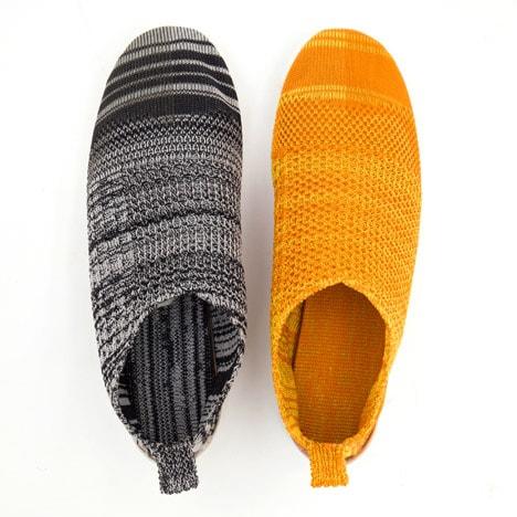 Designer cria tênis reciclável de tricô 3D com solado de impressão 3D stylo urbano-2