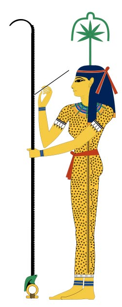 Seshat-ancient-Egyptian-goddess