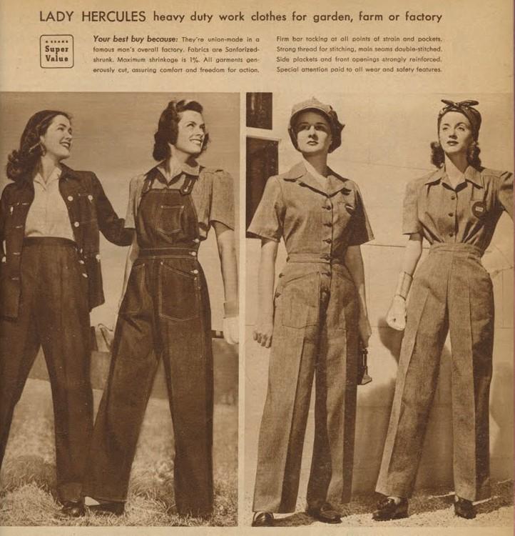 Uma breve história da evolução da moda até o fast fashion stylo urbano-2