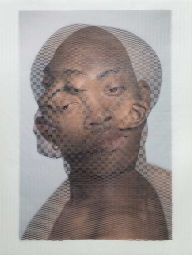 Artista cria interessante série fotográfica fundindo dois retratos diferentes da mesma pessoa stylo urbano-5
