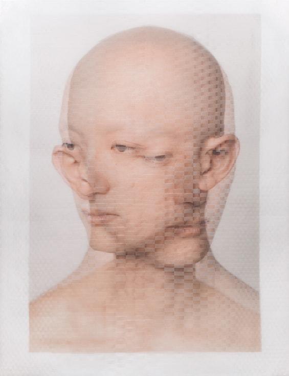Artista cria interessante série fotográfica fundindo dois retratos diferentes da mesma pessoa stylo urbano-3