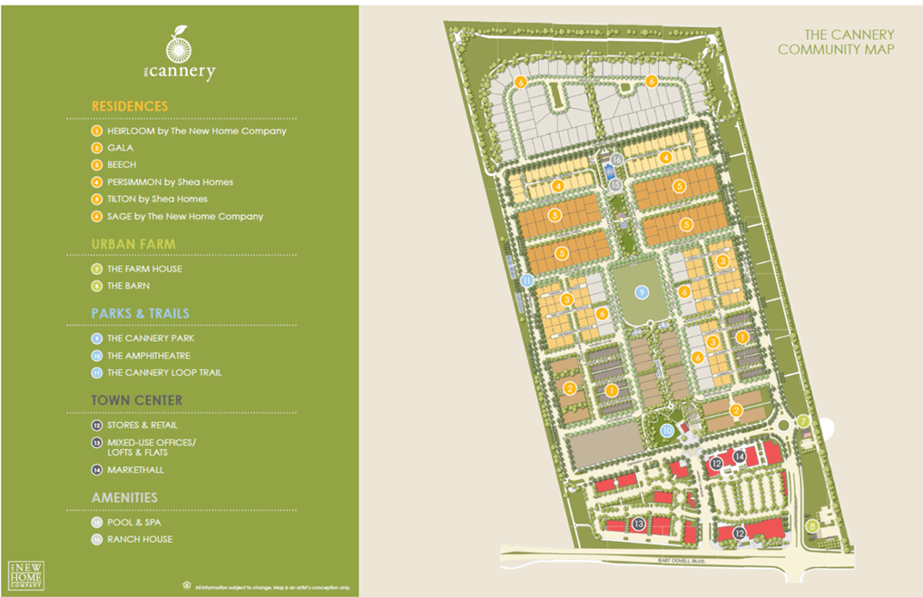 """Cresce nos EUA novo modelo de comunidade planejada com fazendas comunitárias chamado""""agrihoods"""" stylo urbano-1"""
