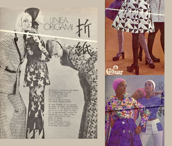 A antiga arte do origami inspira estilistas na criação de roupas esculturais de vanguarda stylo urbano-1
