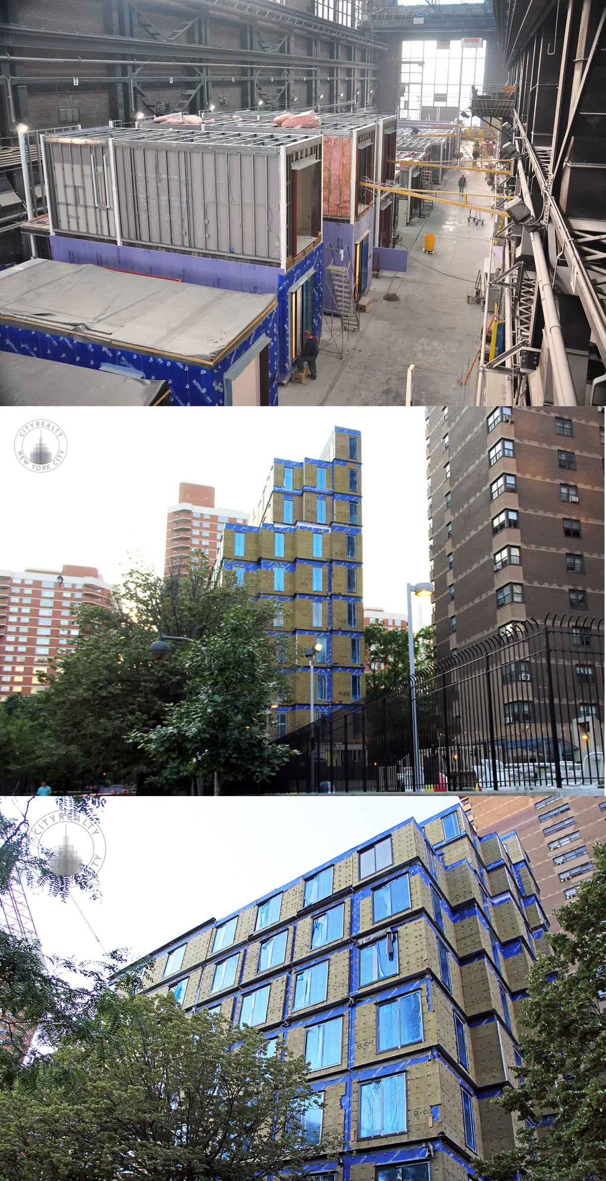 My Micro NY - oprimeiro edifício de microapartamentos de Nova York stylo urbano