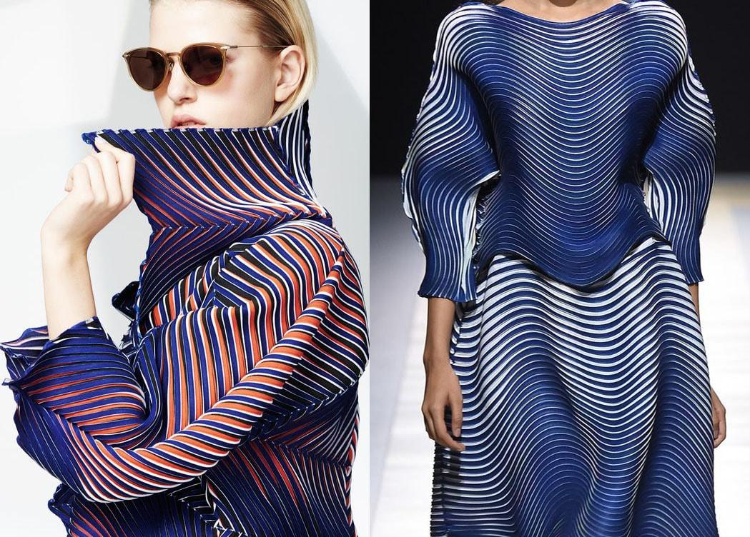 Issey Miyake investe na tecnologia têxtil para criar tecidos inovadores stylo urbano-1