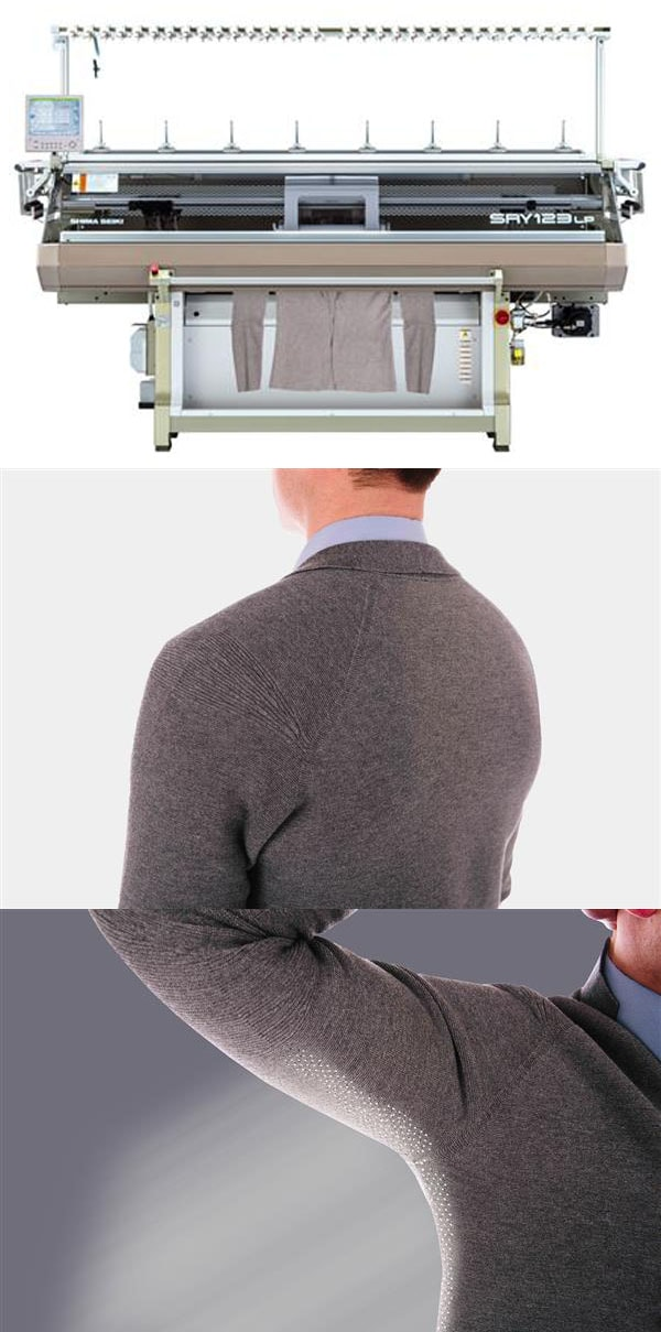 Ministry of Supply cria blazer masculino feito inteiramente em maquina de tricô3D stylo urbano