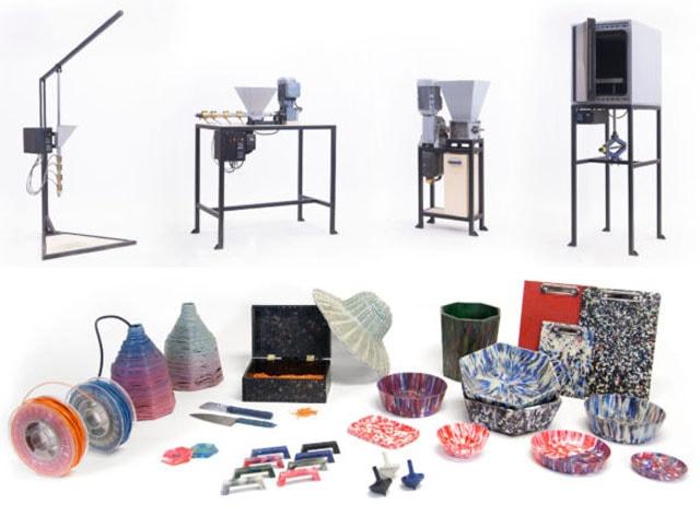 Monte sua própria empresa de reciclagem de plástico através do Precious Plastic stylo urbano-2