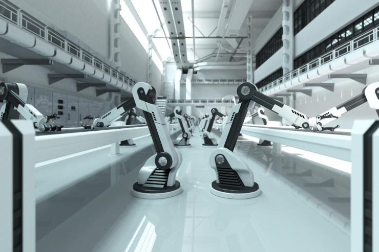 China vai substituir humanos por robôs para modernizar suas fábricas têxteis stylo urbano-2