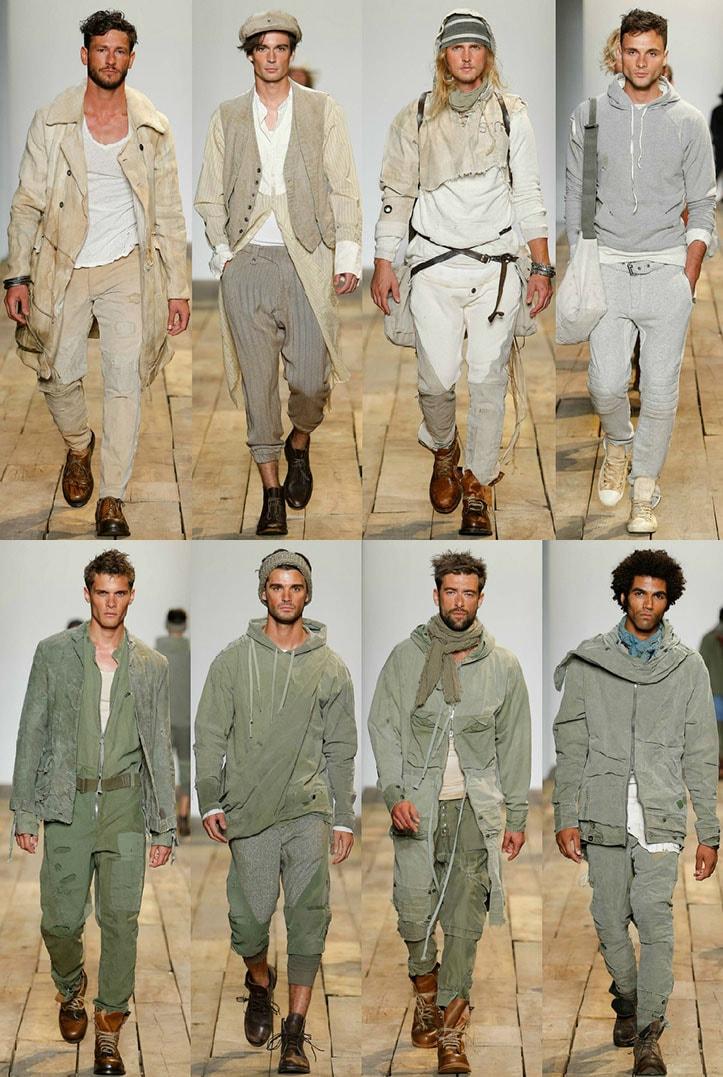 A descolada moda upcycling do renomado estilista Greg Lauren stylo urbano-2