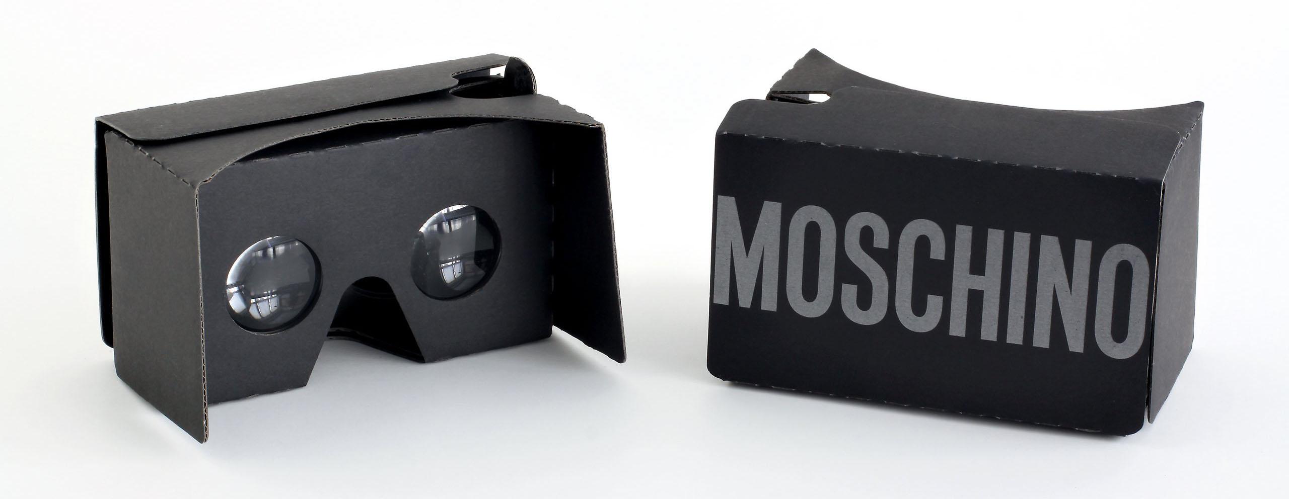 Moschino irá transmitir seu desfile de Primavera Verão 2017 em Realidade Virtual stylo urbano