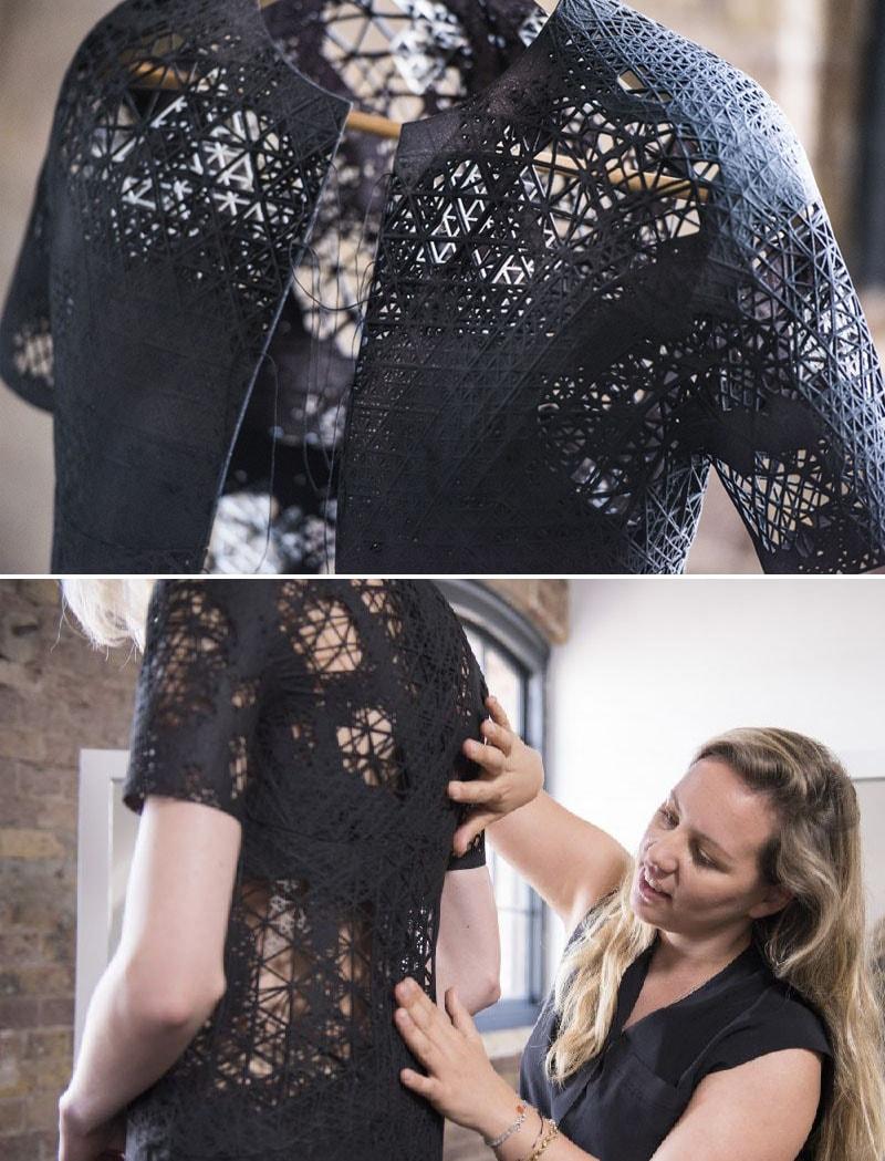 O futuro da moda está na personalização em massa através da impressão 3D stylo urbano