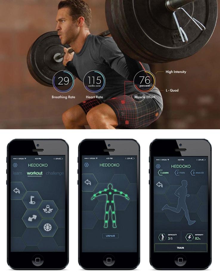 Novos sensores inteligentes impressos sobre tecido monitoram a saúde e exercícios stylo urbano-2