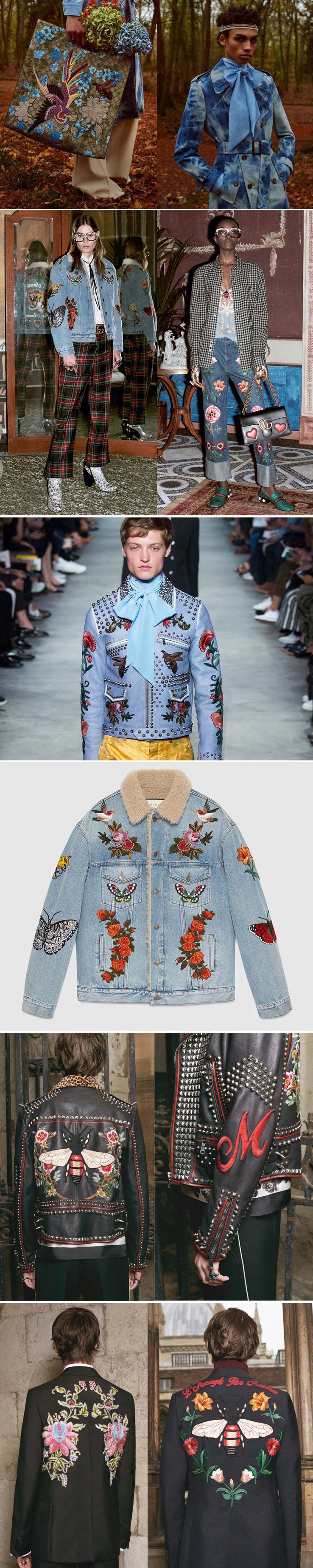 Gucci lança serviço de customização para jaquetas masculinas stylo urbano-2