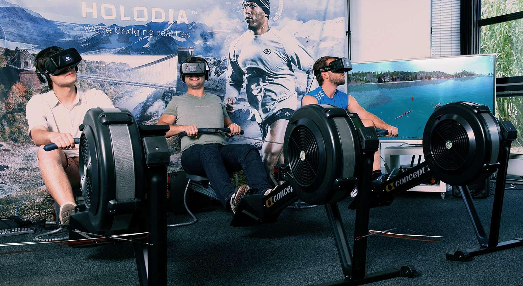 Academias de ginástica usarão realidade virtual para tornar os exercícios mais envolventes stylo urbano