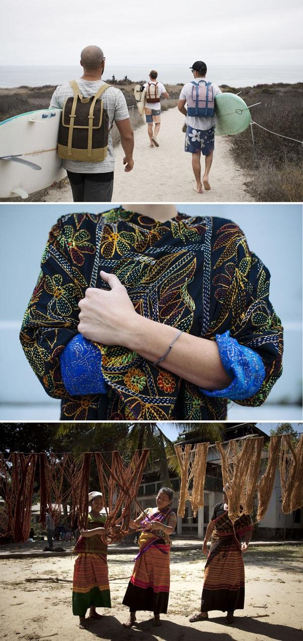 Tripty Project utiliza fibra de abacaxi para criar linha de roupas e mochilas stylo urbano