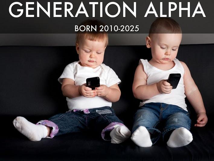 A Geração Alpha nascida após 2010 será o grupo etário mais transformador que já existiu stylo urbano