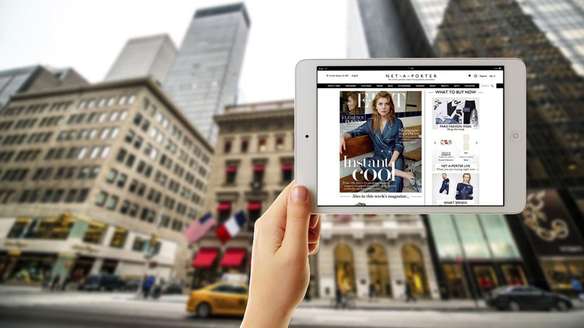 a9d49cdf2 Inteligência artificial e a realidade virtual revolucionam o e-commerce de  moda