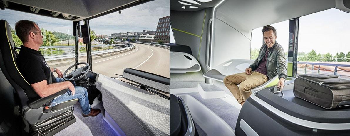 Future Bus - O ônibus autônomo da Mercedes que é o futuro do transporte urbano stylo urbano