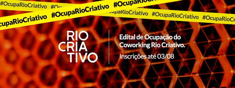 Incubadora Rio Criativo abre novos postos de trabalho em seu Coworking gratuito stylo urbano