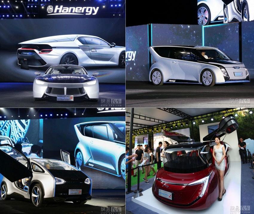 Empresa chinesa Hanergy criou carroselétricos autossuficientes movidos a energia solar stylo urbano