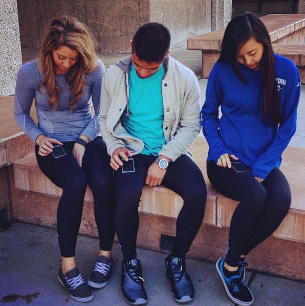 Lume - A calça legging inteligente com bolso especial para smartphone stylo urbano
