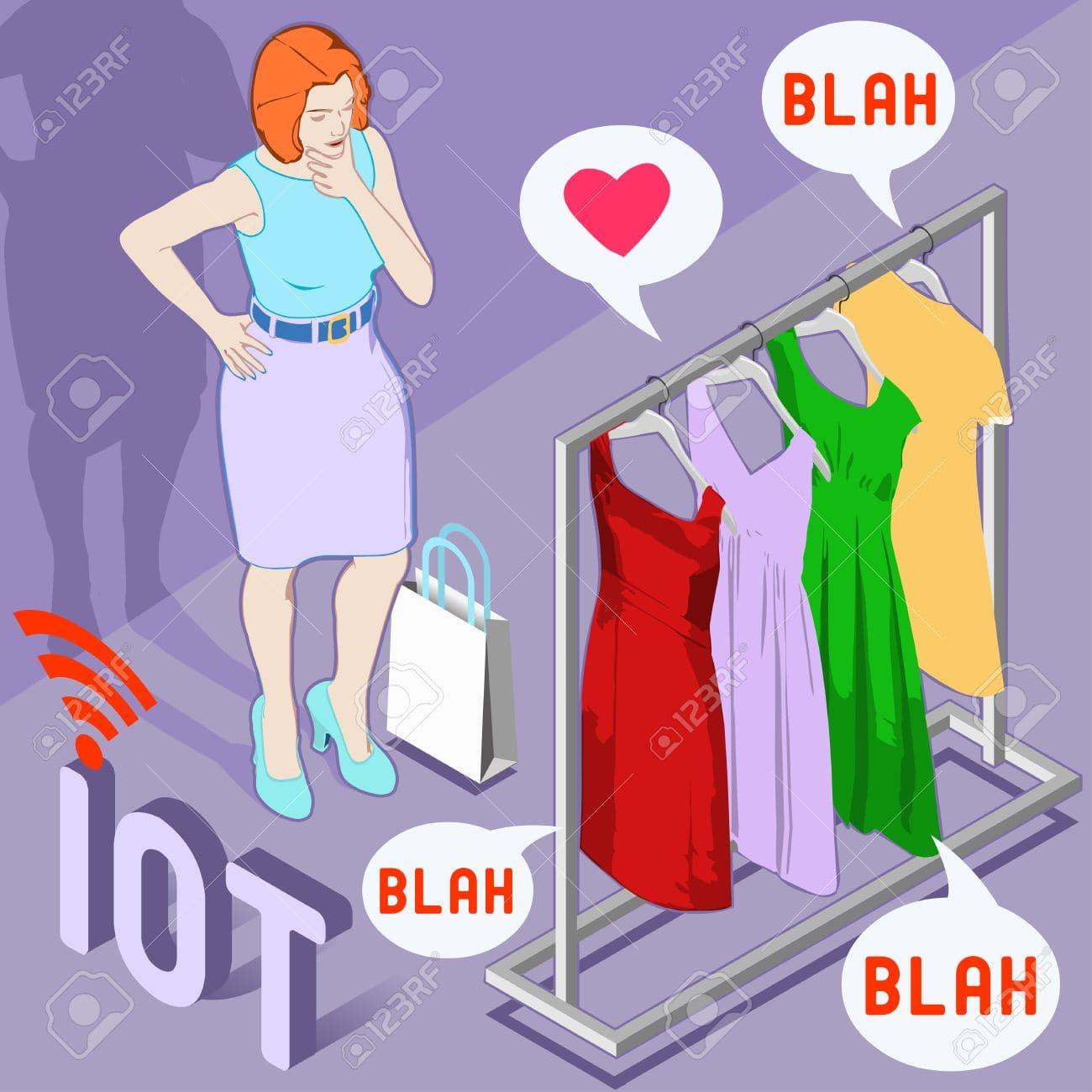 """Um dia, a Internet das coisas poderá libertar as roupas negligenciadas através da """"Internet das roupas"""" stylo urbano-3"""