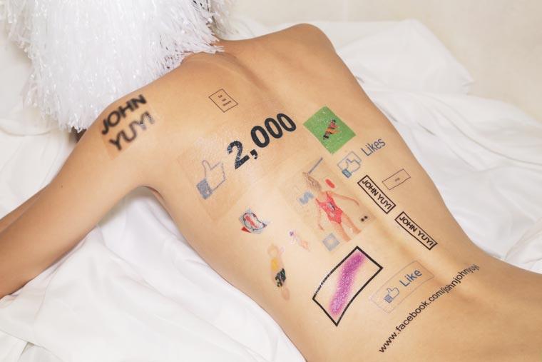 Nossa obsessão com as redes sociais se transforma em tatuagens temporárias stylo urbano-1