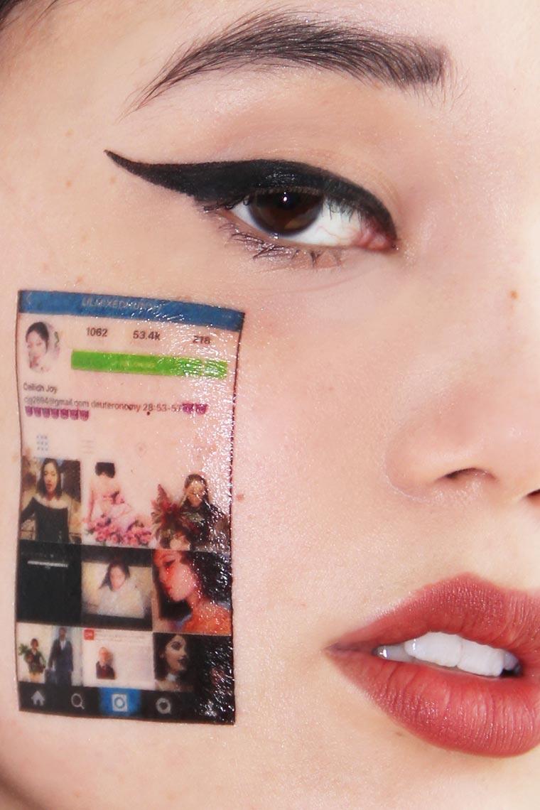 Nossa obsessão com as redes sociais se transforma em tatuagens temporárias stylo urbano-3