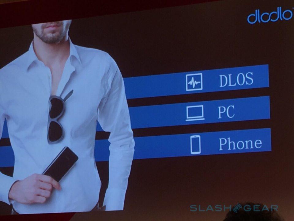 Dlodlo V 1 - Dispositivo fashion de realidade virtual que parece um óculos de sol stylo urbano-2