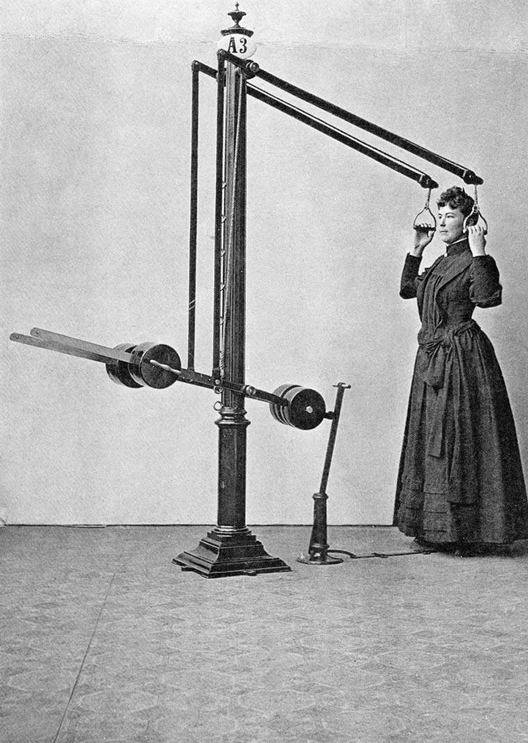 Fotos antigas mostram como eram os aparelhos de ginástica em 1892 stylo urbano-3