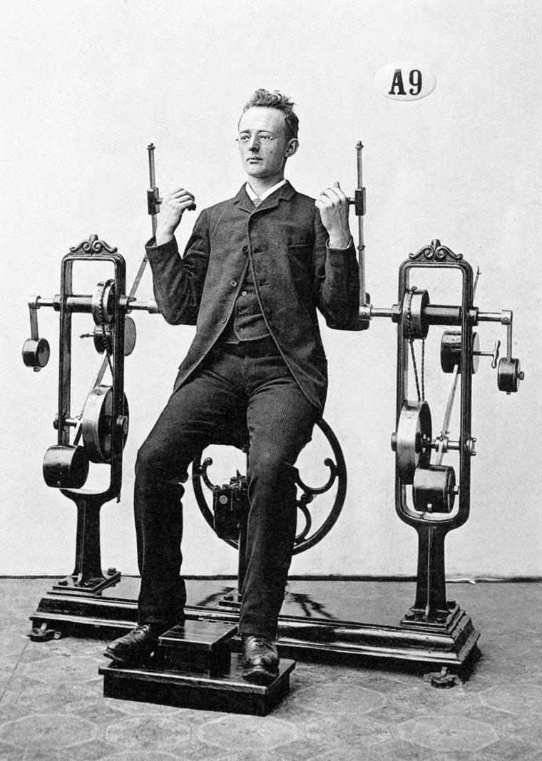 Fotos antigas mostram como eram os aparelhos de ginástica em 1892 stylo urbano-1