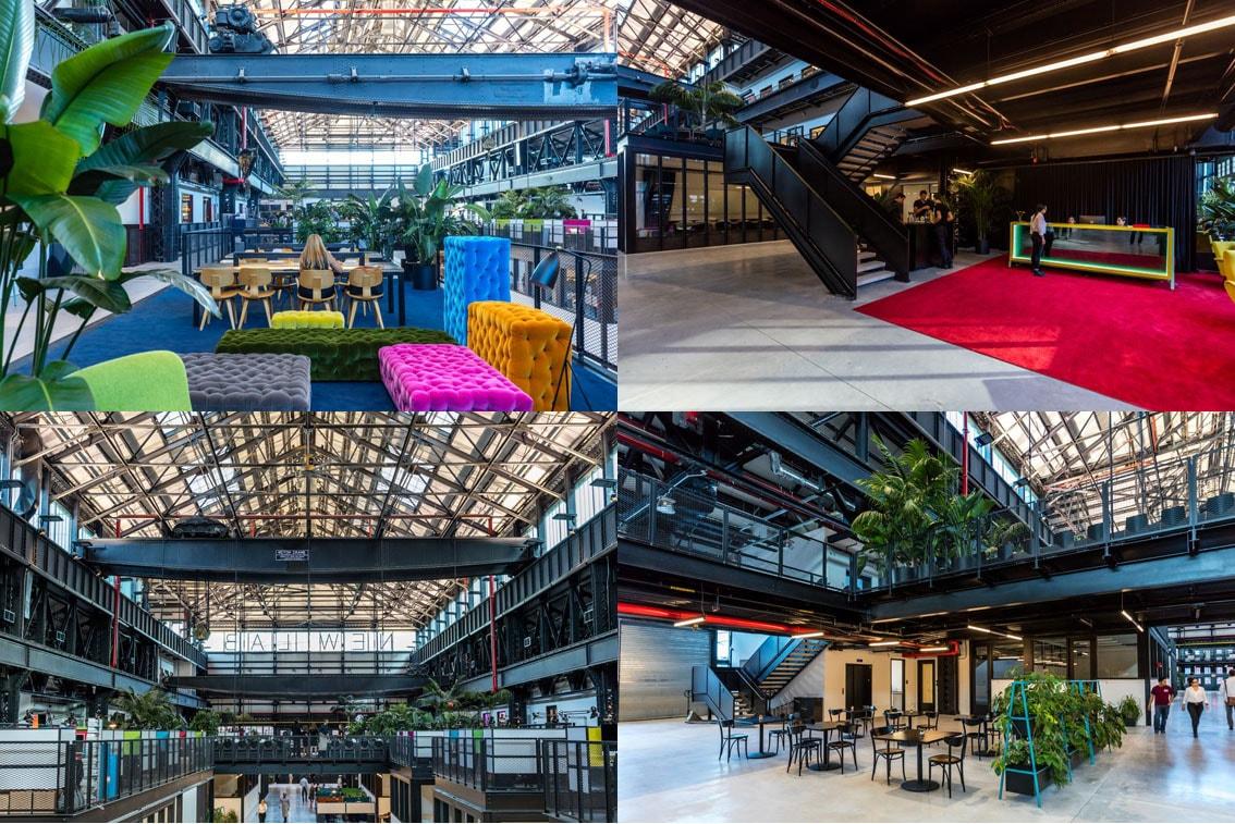 O coworking New Lab em Nova York une as startups mais inovadoras em tecnologia e design stylo urbano-3