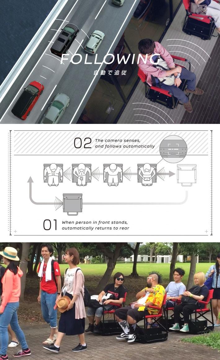 Nissan cria cadeira de auto-condução para redução de filas stylo urbano