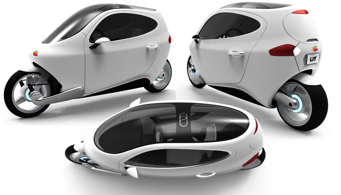 Apple pretende estrear naindústria automobilística com a motocicleta elétricaC-1stylo urbano-1