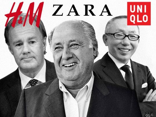 Amancio Ortega o dono da Zara é eleito o homem mais rico do mundo pela Forbes stylo urbano