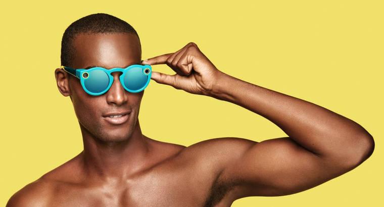 Snapchat lança óculos de sol com câmera embutida para compartilhar sua vida stylo urbano-2