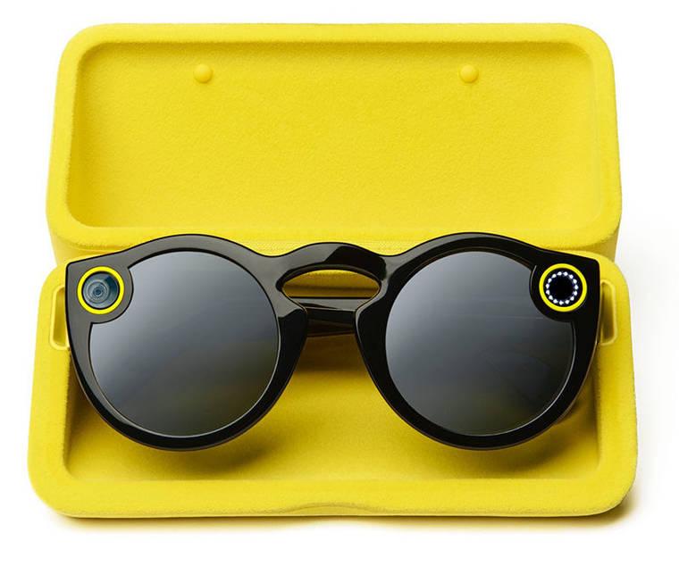 Snapchat lança óculos de sol com câmera embutida para compartilhar sua vida stylo urbano-1