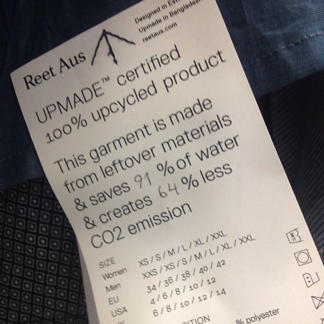 Reet Aus: Salvando o meio ambiente com a moda Upcycling stylo urbano-1