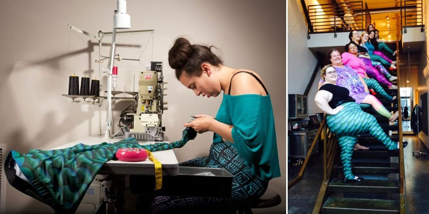 A loja virtual Bombsheller produz leggings com estampas exclusivas criadas por artistas gráficos stylo urbano-2