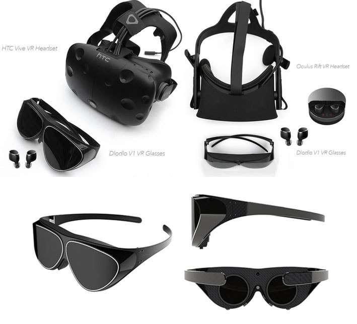 Vue e Dlodlo V1- Óculos inteligentes de tecnologia vestível com design moderno e elegante stylo urbano-2
