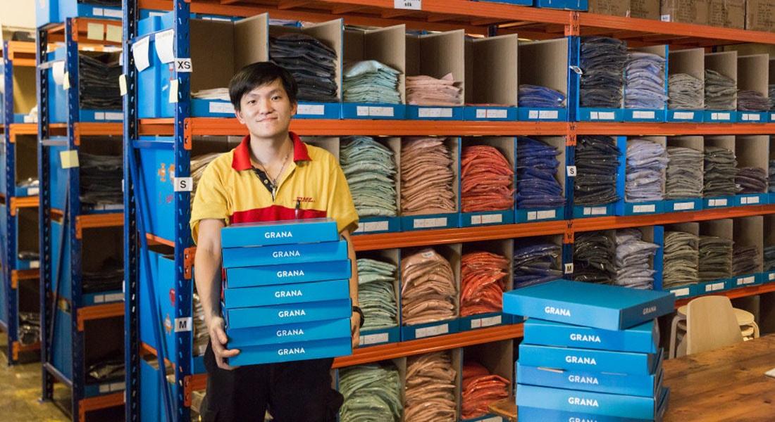 ed74ff1bc Grana, a loja virtual que vende roupas baratas feitas com tecidos premium