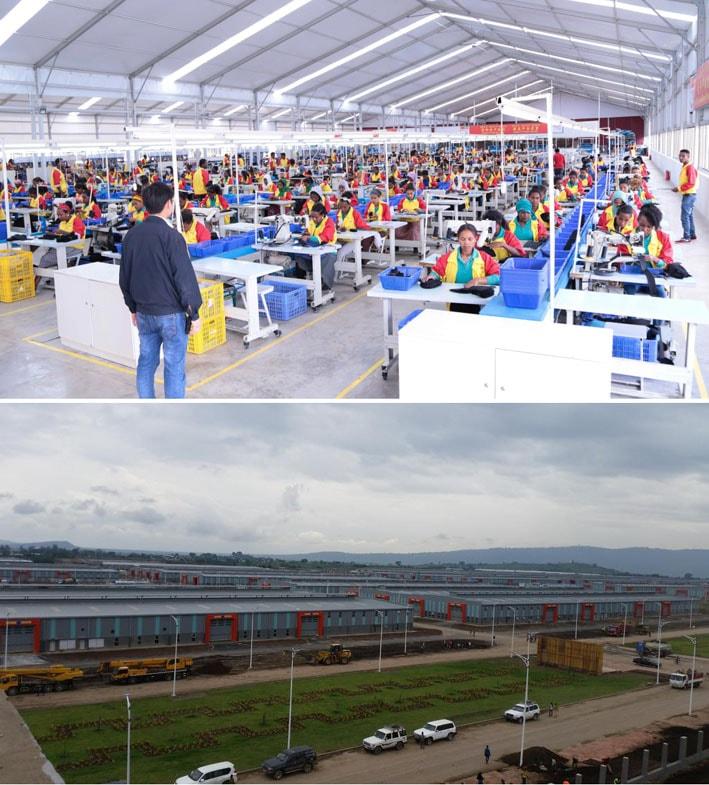 Etiópia inaugura o maior parque industrial para fabricação de moda na África stylo urbano-1