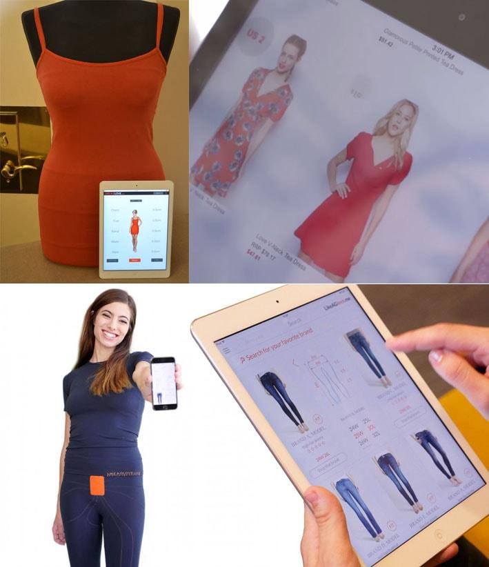 Tecnologia vestível elimina o problema de comprar roupas com tamanho errado na internet stylo urbano