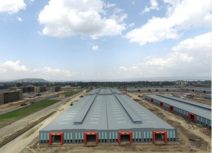 Etiópia inaugura o maior parque industrial para fabricação de moda na África stylo urbano-2
