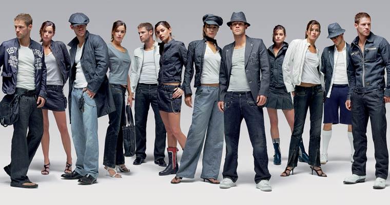 Stella MacCartney e G Star Raw, dois exemplos perfeitos de marcas de hybrid fashion stylo urbano-4