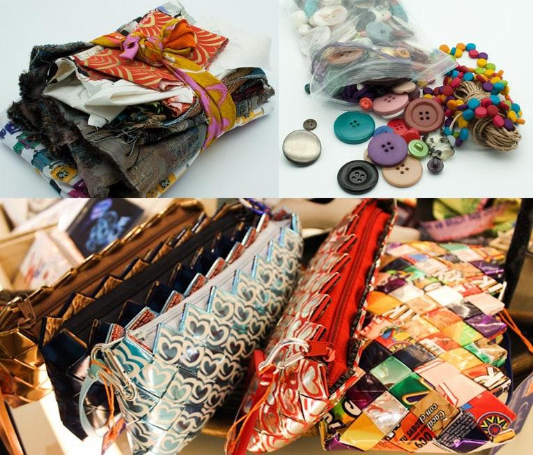 Aplicativo The Squirrelz quer fechar o ciclo de desperdício da moda recuperando resíduos têxteis stylo urbano