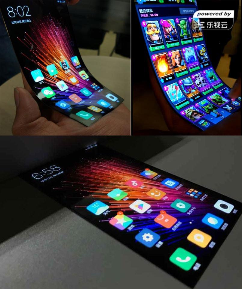 Xiaomi apresenta seu protótipo de tela dobrável para smartphone que nunca quebra stylo urbano