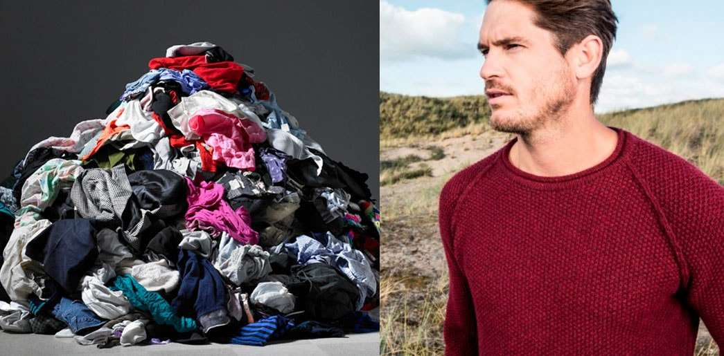Marca de moda circular Loop.alife cria tricôs reciclados feitos 100% de roupas de lã descartadas stylo urbano-1