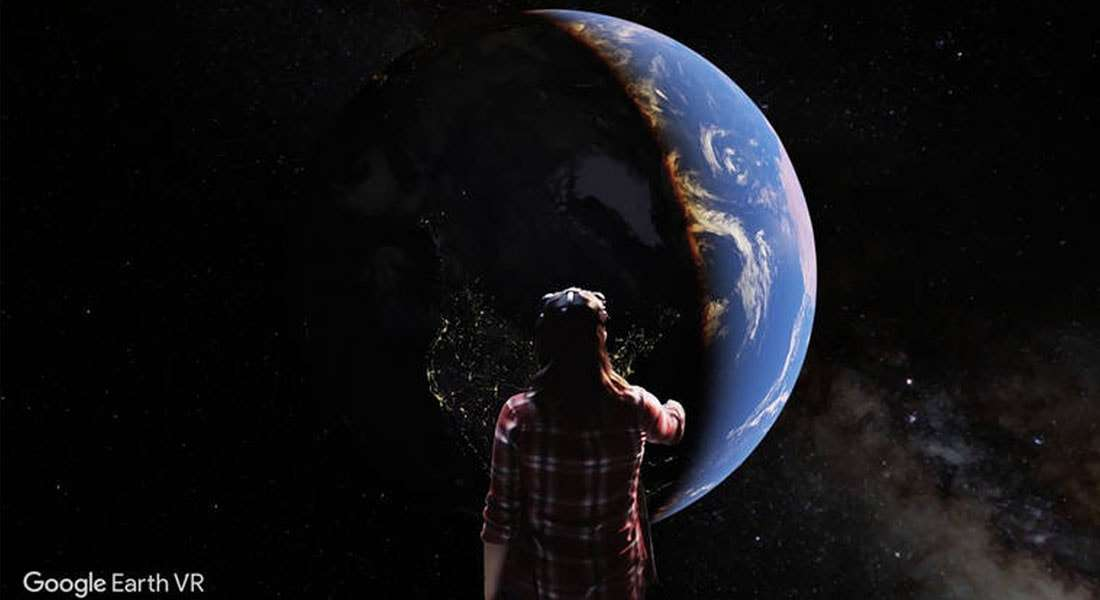Google Earth VR - Voe sobre o mundo todo com a realidade virtual ... 469f15a01f756